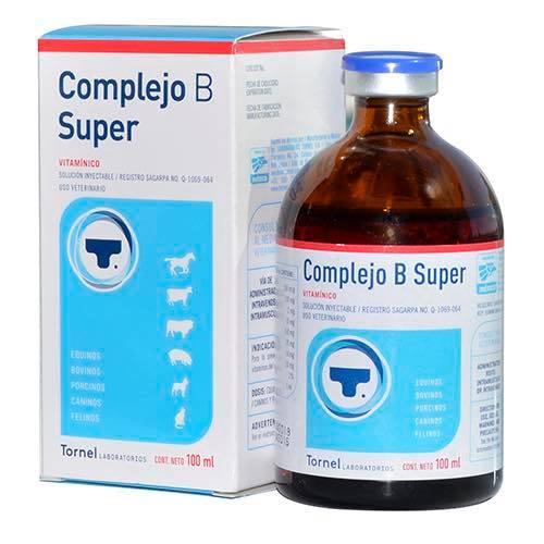 Tornel Mexico Complejo B Super 100 ml