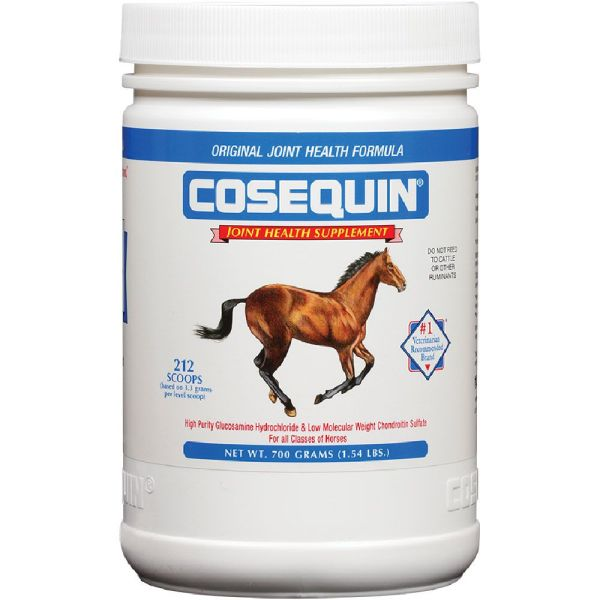 cosequin equine powder concentrate 700 gm 90