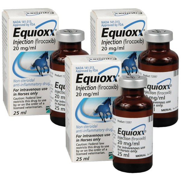 equioxx firocoxib injection 25ml 3pk 3