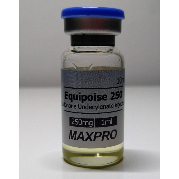 equipoise boldenone undecylenate 250 max pro 250 mg ml 10 ml