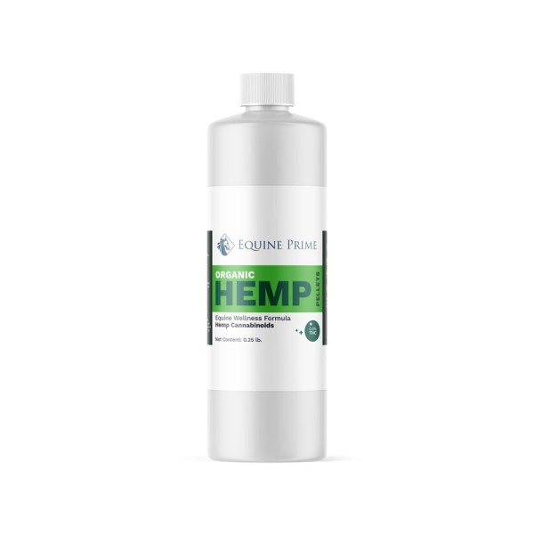 organic hemp pellets quarter pound